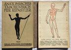 Another image of ANATOMISCHES TASCHENBUCH FÜR KÜNSTLER by [ANATOMY FOR STUDENTS]. SCHUSTER, H.