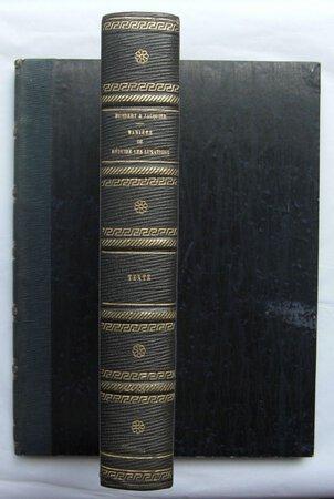 ESSAI ET OBSERVATIONS SUR LA MANIÈRE DE RÉDUIRE LES LUXATIONS by [ORTHOPAEDICS]. HUMBERT, François, and M.N. JACQUIER.
