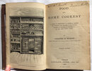 Another image of FOOD AND HOME COOKERY by [EDUCATION.] BUCKTON, Catherine M.
