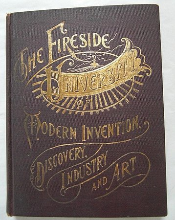 THE FIRESIDE UNIVERSITY by [SALESMANS SAMPLE.] MCGOVERN, John.