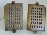 DENTAL MOULD FOR INCISOR AND CANINE ARTIFICIAL TEETH by [DENTISTRY.]