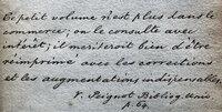 ESSAI HISTORIQUE SUR LA BIBLIOTHEQUE DU ROI by [LE PRINCE, Nicolas Thomas.]