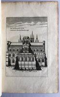 THE HISTORY OF THE CHURCH OF PETERBURGH by GUNTON, Simon.