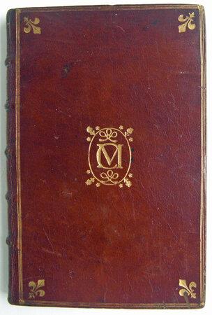 LES LOIX UNIVERSELLES EN NOMBRES, POIDS ET MESURES. by MASLOT, Jean.