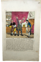 A CURE FOR LYING AND A BAD MEMORY. by ROWLANDSON, Thomas.