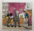 Another image of A CURE FOR LYING AND A BAD MEMORY. by ROWLANDSON, Thomas.