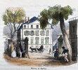 Another image of LE JARDIN DES PLANTES by [PARIS - JARDIN DU ROI.] BOITARD, Pierre.