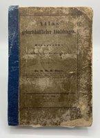 ATLAS GEBURTSHÜLFLICHER ABBILUNGEN by BUSCH, Dietrich Wilhelm Heinrich.