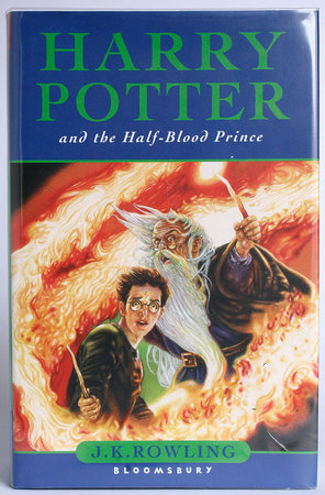 Harry Potter and Half-Blood Prince. by ROWLING, J.K.