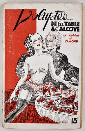 La Cuisine et l'amour. by [HAVARD, Jean].