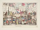 Another image of A Political Fair. by WOODWARD, [George Murgatroyd].