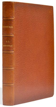 Edinburgh. by STEVENSON, Robert Louis.