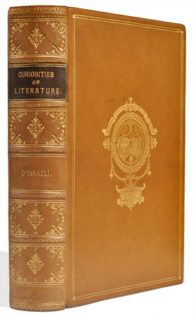 Curiosities of Literature. by D'ISRAELI, [Isaac].