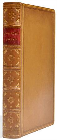 The Dream and other Poems. by NORTON, [Caroline Elizabeth Sara].