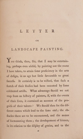 Idyls, or Pastoral Poems; to which is annexed, a letter to M. Fuesslin, on Landscape Painting. Translated from the German... by GESSNER, Solomon.