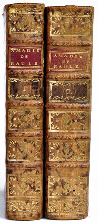 Traduction libre d'Amadis de Gaule... nouvelle édition. by TRESSAN, [Louis-Élisabeth de la Vergne de].
