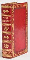 Novum Testamentum Domini nostri Jesu Christi Vulgate editionis... by (BIBLE).