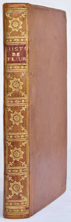 Histoire de Fleur d'Epine, conte... by HAMILTON, Anthony, comte.