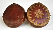 Another image of A French gilt tooled morocco box. by BOX.