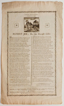 Patient Joe, or the Newcastle Collier: by [MORE, Hannah].