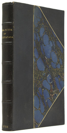 The Kama Sutra of Vatsyayana translated from the Sanskrit. In seven parts, with preface, introduction, and concluding remarks. by [BURTON, Richard Francis, Sir, translator].