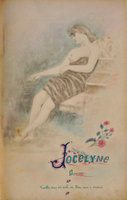 A collection of 5 illustrated chanson manuscripts, of a type popular in France in the first quarter of the twentieth century, particularly among servicemen. The texts are usually composed of popular songs of the day; the illustrations, often derived (sometimes traced) from popular journals and are brightly, even luridly, coloured. Artistic ability is variable, but the images are frequently romantic and suggestive. While not uncommon, when gathered together these notebooks make an interesting study in contemporary popular culture. by CHANSONS