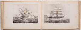 Another image of A short Account of Vessels used in the British Service. by 'A LADY', [WALKER, T. I., illustrator].