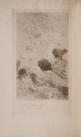 Aphrodite. Moeurs antiques. by LOÜYS, Pierre. Albert LAURENS, illustrator.