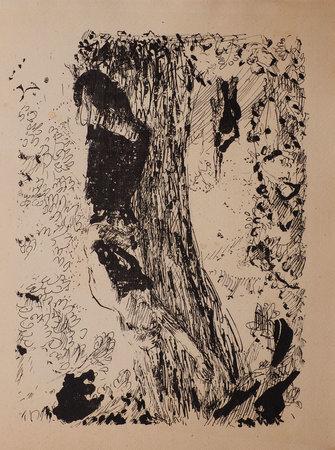 Sainte Monique. by VOLLARD, Ambroise. Pierre BONNARD, illustrator.