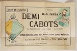 Another image of Les Demi-cabots, le café-concert, le cirque, les forains. Textes de Georges d'Esparbès, André Ibels, Maurice Lefèvre, Georges Montorgueil. by IBELS, Henry-Gabriel.