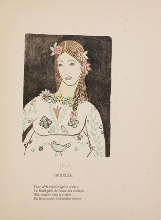 Flora. by BIANCO, Pamela, llustrator. René CHALUPT.