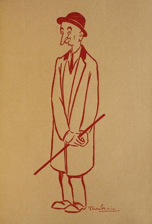 Ces Messieurs les auteurs. Par le trou du souffleur. by CAYLA, Robert. Julien PAVIL, illustrator.