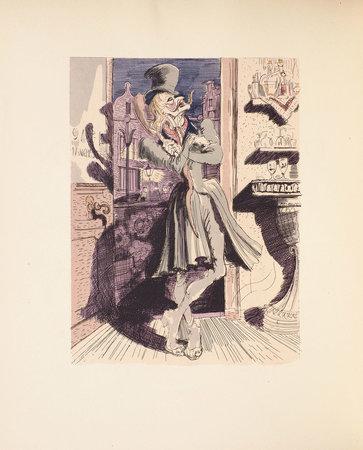 Monsieur de Bougrelon... Epilogue inédit de l'auteur. by LORRAIN, Jean. 'TIMAR', illustrator.