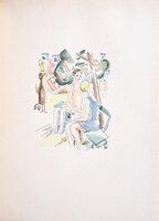 Luxures. by DEKOBRA, Maurice. Claude REMUSAT, illustrator.