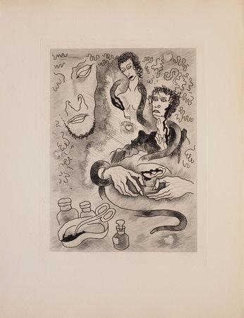 Aux Portes de l'imaginaire. by CLASSENS, Henri. Jean COUY, illustrator.
