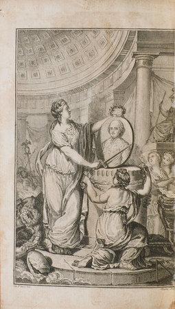 Shakespeare traduit de l'anglois, dédié au Roi. by SHAKESPEARE, William. [Pierre LE TOURNEUR, translator].