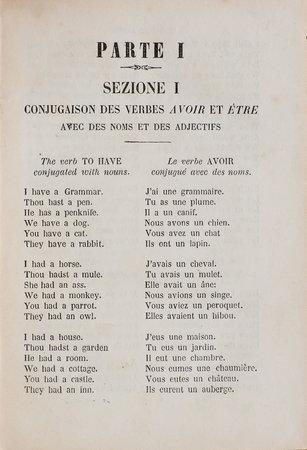 Dialogues anglais et français... troisième edition enrichie d'un Voyage à Londres par H. Hamilton. by MILLHOUSE, John.