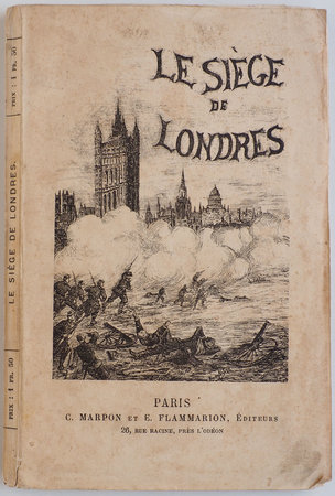 Le Siège de Londres... traduit de l'anglais. by 'POSTERITAS' [unidentified pseudonym].