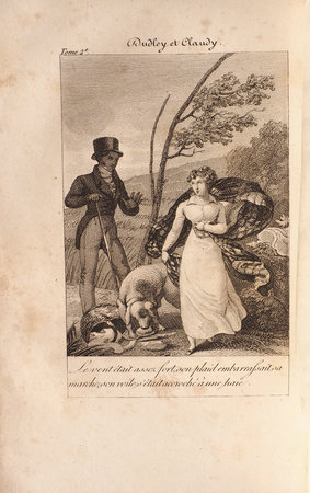 Dudley et Claudy, ou l'Ile de Ténérife... avec figures. by O'KEEFE, Adelaide. Isabelle de MONTOLIEU, translator.