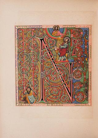 Les Évangiles des dimanches et Fêtes de l'année. by CURMER, Léon, publisher.