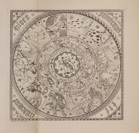 Le Zodiaque. by RÉGNY, Jane. Mariette LYDIS, illustrator.