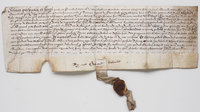 Deed relating to property in Cranbrook. by [KENT- CRANBROOK.