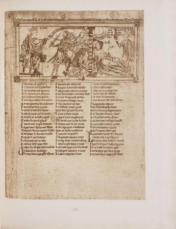 Fragments d'une Vie de Saint Thomas de Cantorbery en vers accouplés. by MEYER, Paul, editor.