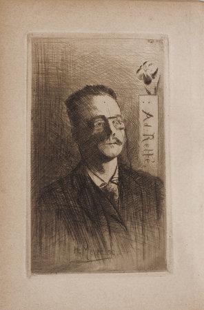Thulé des Brumes. by RETTÉ, Adolphe. E. H. MEYER, frontispiece.