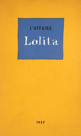 L'Affaire Lolita. Défense de l'Ecrivain. by (NABOKOV, Vladimir).