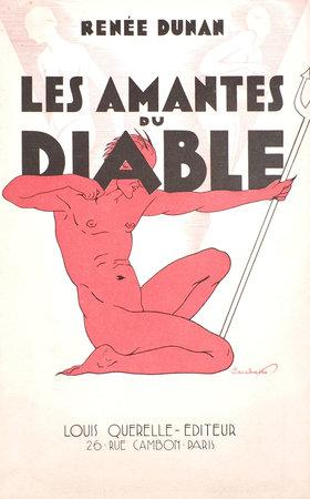 Les Amantes du Diable (1550) Roman. by DUNAN, Renée.