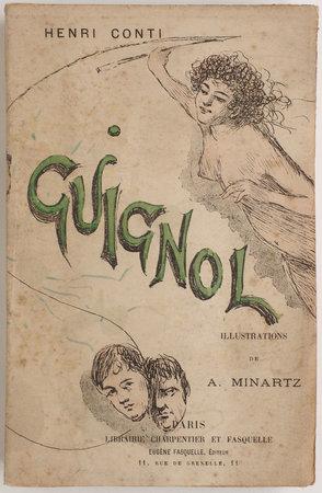 Guignol. by CONTI, Henri. A. MINARTZ, illustrator.