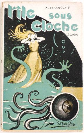 L'Isle sous Cloche. by LANGLAIS, Xavier.