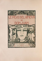 Les Diaboliques: Le plus bel Amour de Don Juan. by Barbey d'Aurevilly, Jules. Gio COLUCCI, illustrator.