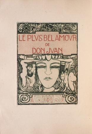 Les Diaboliques: Le plus bel Amour de Don Juan. by Barbey d'Aurevilly, Jules. Gio COLUCCI, illustrator.